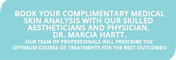 Medical skin analysis consultation